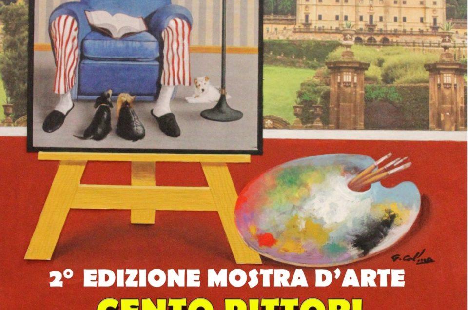 2° Edizione Mostra D'Arte Cento Pittori Via Margutta a Frascati