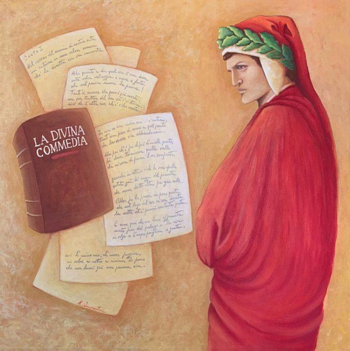 Dante opera di Roberta Imperatori
